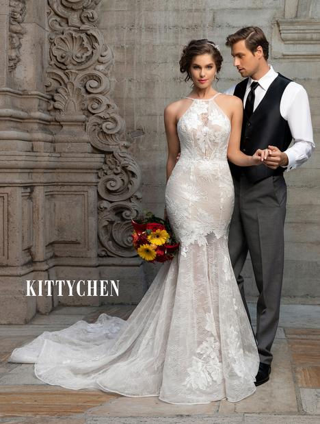 Devon Wedding                                          dress by KittyChen