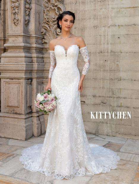 Erica Wedding                                          dress by KittyChen