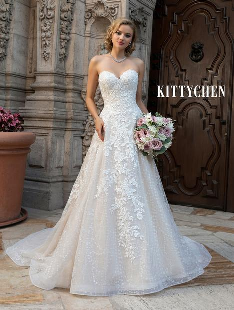 Francisca Wedding                                          dress by KittyChen