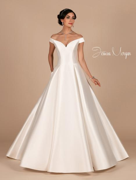 Charisma Wedding dress by Jessica Morgan