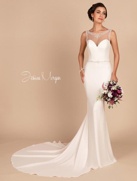 May Wedding                                          dress by Jessica Morgan