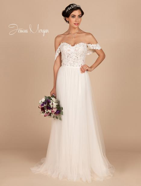 Plush Wedding                                          dress by Jessica Morgan