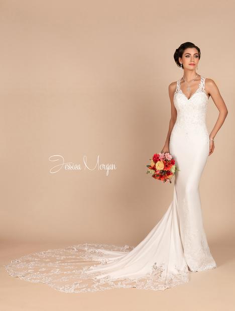 Poise Wedding dress by Jessica Morgan