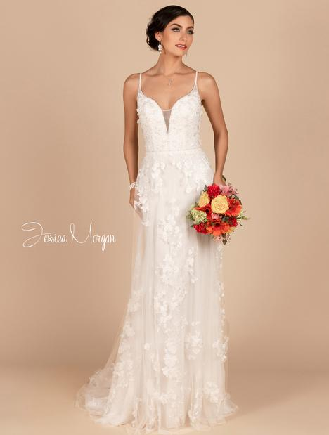 Style J2060, Precious gown from the 2020 Jessica Morgan collection, as seen on dressfinder.ca