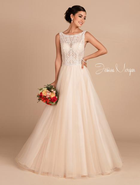 Sunny Wedding                                          dress by Jessica Morgan