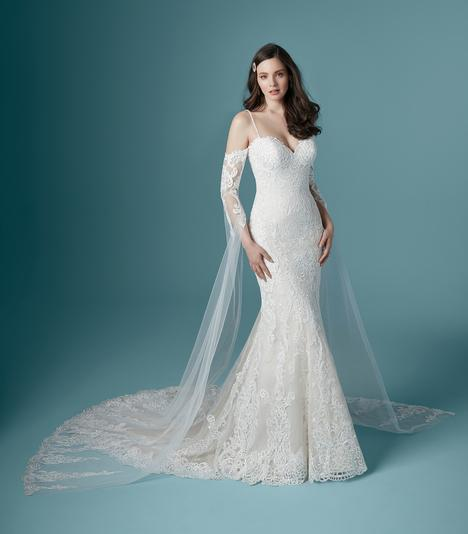 Cassandra Wedding                                          dress by Maggie Sottero