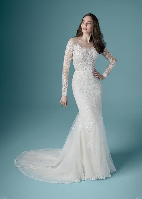 Chevelle Wedding                                          dress by Maggie Sottero
