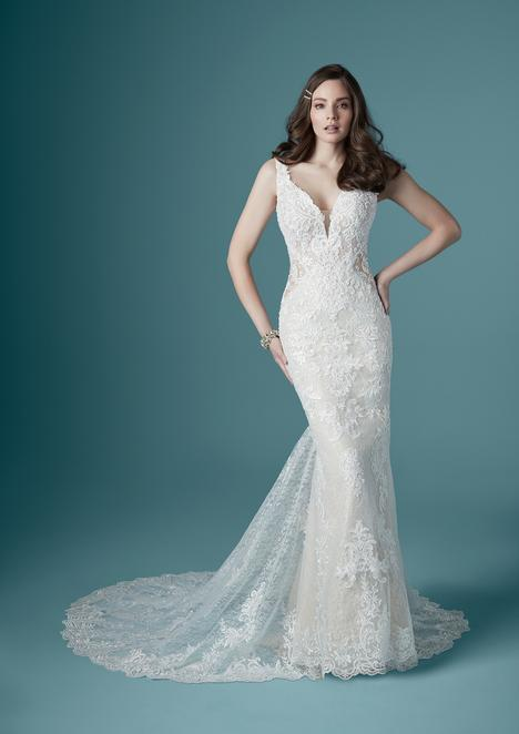Delilah Wedding                                          dress by Maggie Sottero
