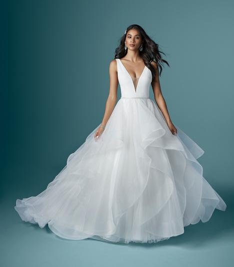 Fatima Wedding                                          dress by Maggie Sottero