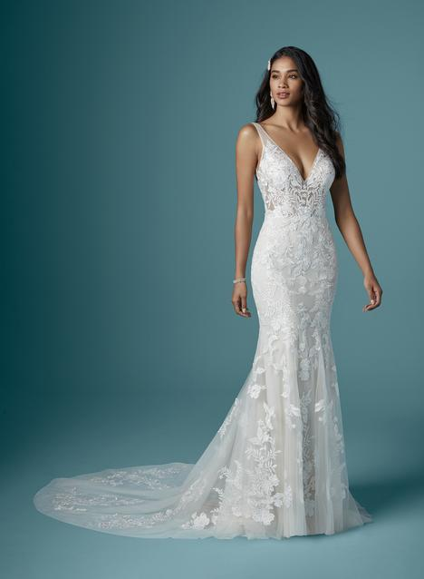 Greenley Wedding dress by Maggie Sottero
