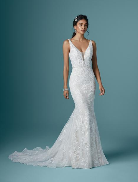 Henrietta Wedding                                          dress by Maggie Sottero