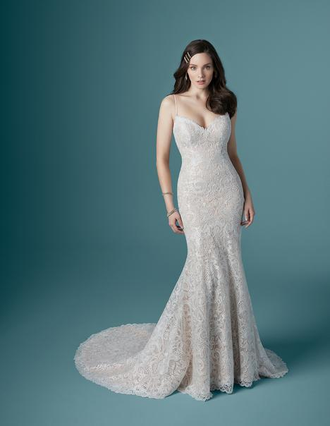 Janice Wedding                                          dress by Maggie Sottero