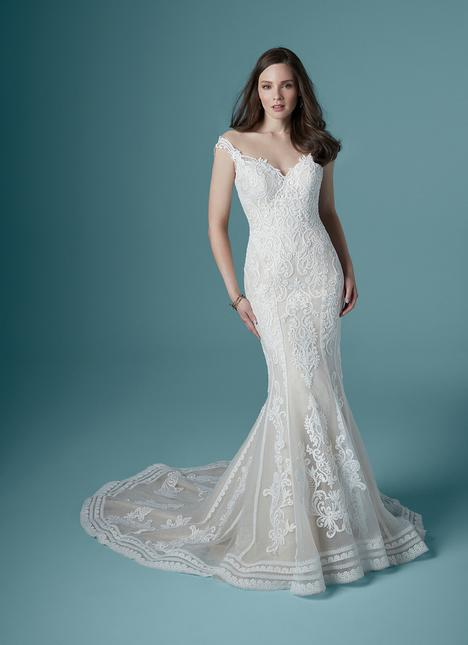 Jocelyn Wedding                                          dress by Maggie Sottero