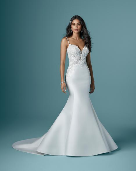 Juanita Wedding                                          dress by Maggie Sottero