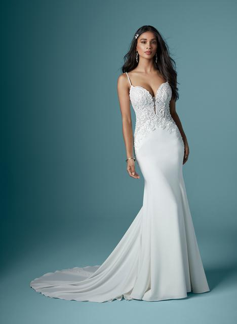 Juanita-Louise Wedding                                          dress by Maggie Sottero