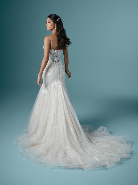 Lonnie Wedding                                          dress by Maggie Sottero
