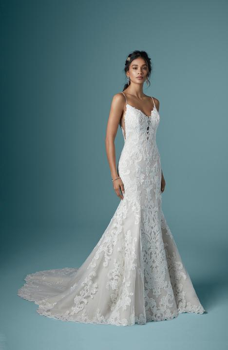 Lucretia Wedding                                          dress by Maggie Sottero