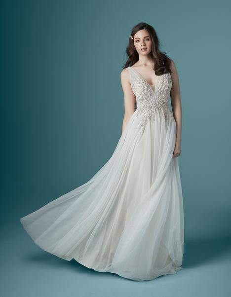 Meletta Wedding                                          dress by Maggie Sottero