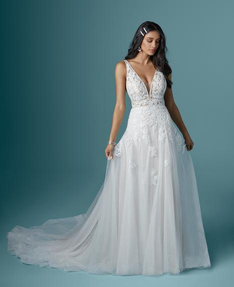 Micki Wedding                                          dress by Maggie Sottero