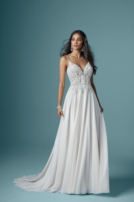Nanette Wedding                                          dress by Maggie Sottero