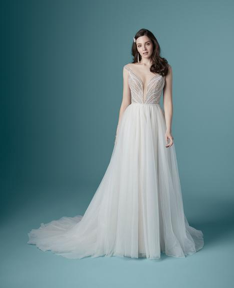 Nina Wedding                                          dress by Maggie Sottero