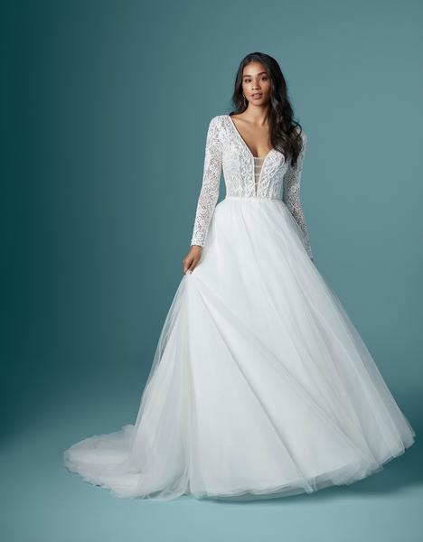 Tiana Wedding                                          dress by Maggie Sottero