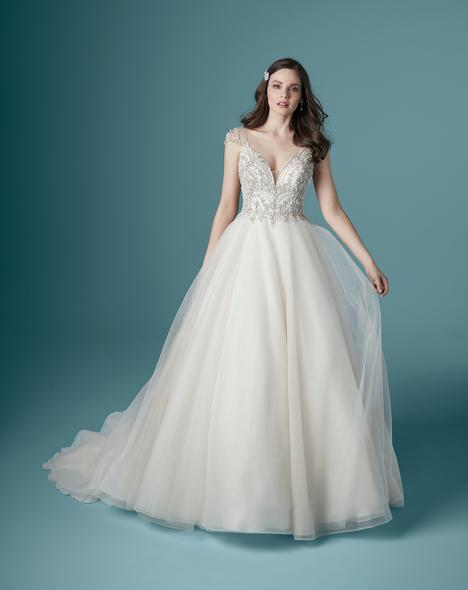 Zandrina Wedding                                          dress by Maggie Sottero