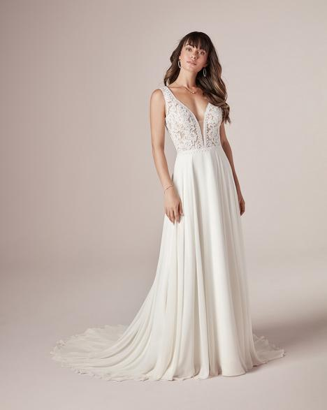 Gabriella Wedding                                          dress by Rebecca Ingram