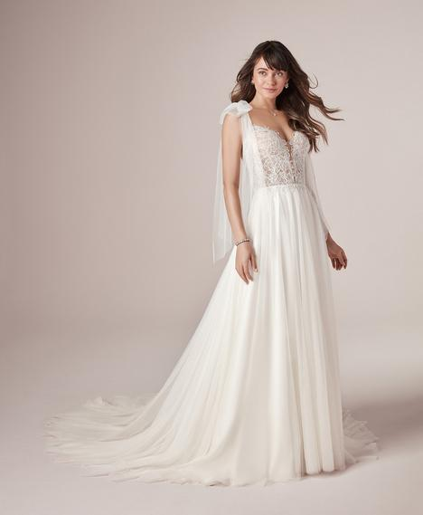 Greta Wedding                                          dress by Rebecca Ingram