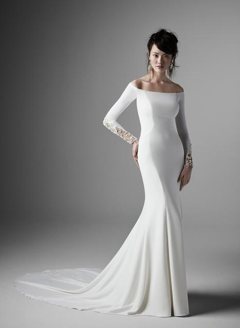 Admina Wedding                                          dress by Sottero and Midgley