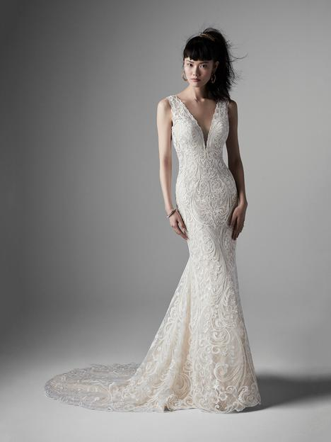 Bryce Wedding                                          dress by Sottero and Midgley