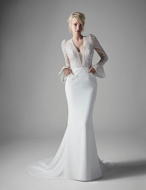 Burton Wedding dress by Sottero and Midgley