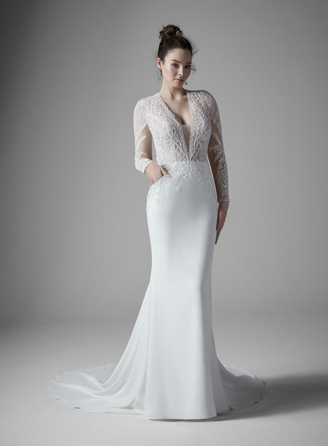 Burton-Dawn Wedding                                          dress by Sottero and Midgley