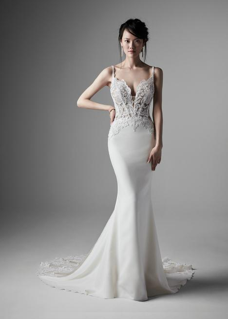 Cambridge Wedding                                          dress by Sottero and Midgley