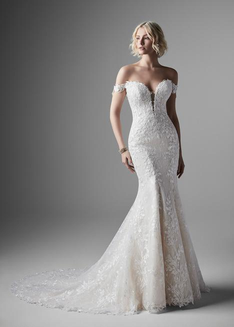 Collin Wedding                                          dress by Sottero and Midgley