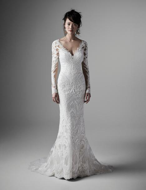 Cory Wedding                                          dress by Sottero and Midgley