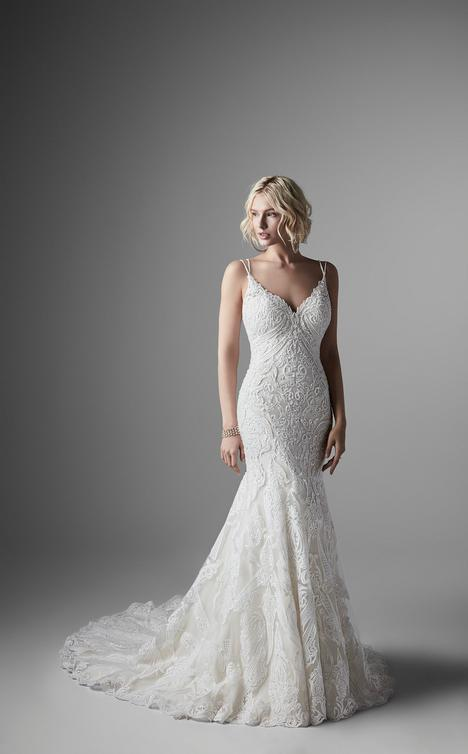 Devon Wedding                                          dress by Sottero and Midgley