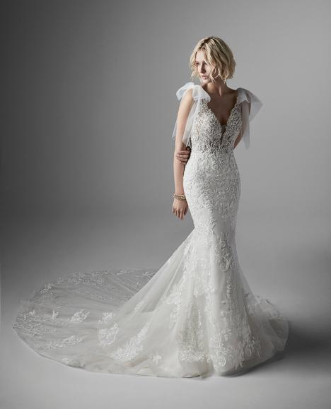 Easton Wedding                                          dress by Sottero and Midgley