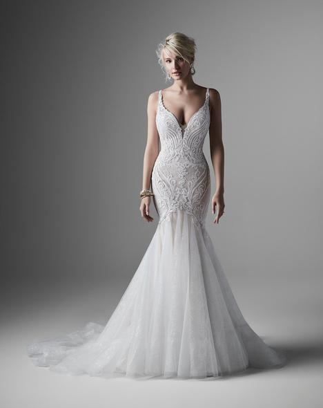 Emmanuelle Wedding                                          dress by Sottero and Midgley