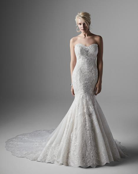Keaton Wedding                                          dress by Sottero and Midgley
