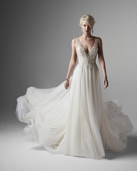 Randolph Wedding                                          dress by Sottero and Midgley