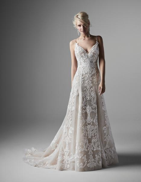 Rowland Wedding                                          dress by Sottero and Midgley