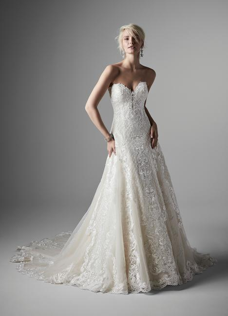 Sarita Wedding                                          dress by Sottero and Midgley