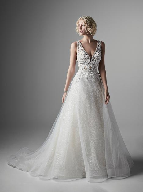 Seth Wedding                                          dress by Sottero and Midgley