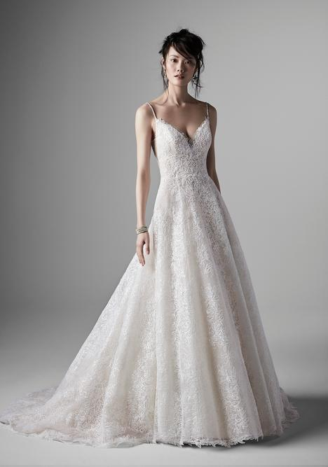 Shaw Wedding                                          dress by Sottero and Midgley