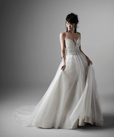Solana Wedding                                          dress by Sottero and Midgley