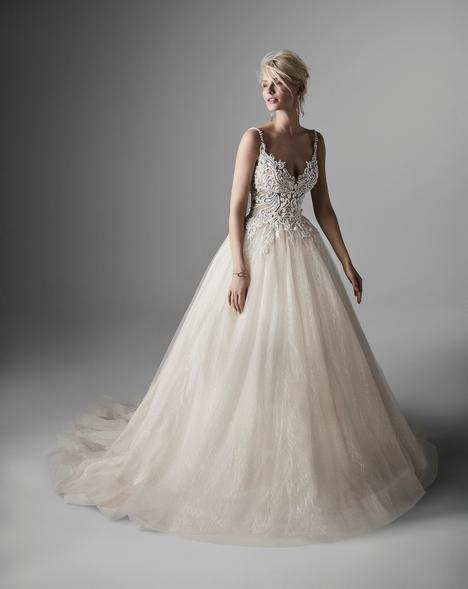 Tate Wedding                                          dress by Sottero and Midgley