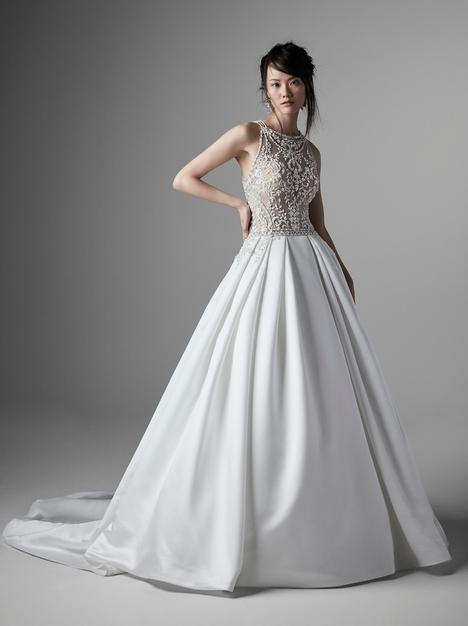 Vaughn Wedding                                          dress by Sottero and Midgley