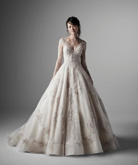 Vincent Wedding dress by Sottero and Midgley