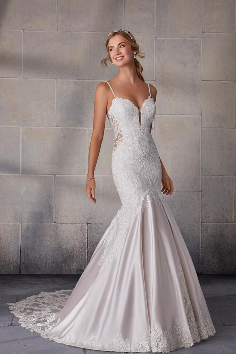 Style 2121 gown from the 2020 Morilee Bridal collection, as seen on dressfinder.ca